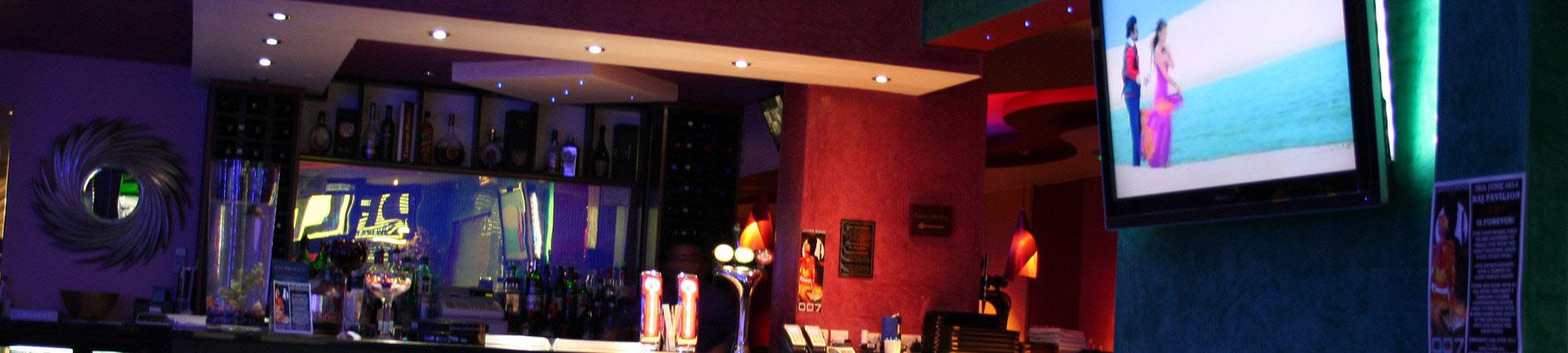 Mumbai Lounge bar